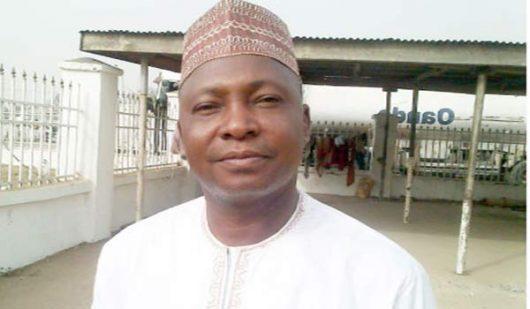 The Chairman, Abuja Municipal Area Council (AMAC), Abudullahi Adamu Candido